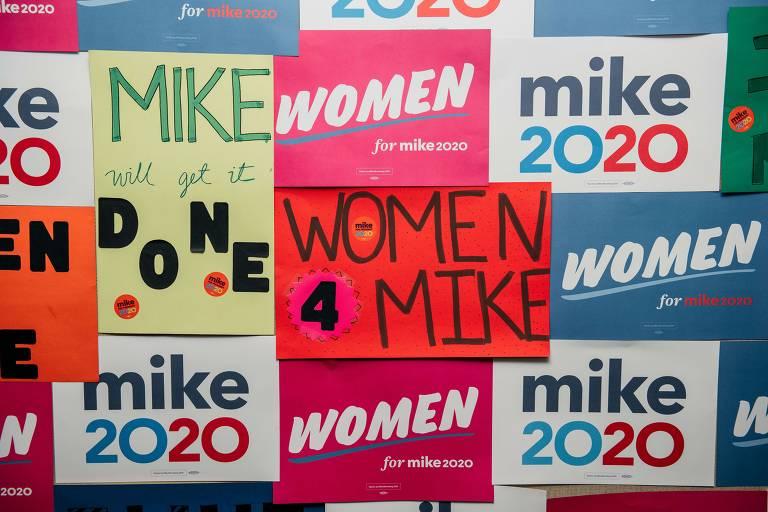 Começa a campanha entre democratas para as eleições nos EUA