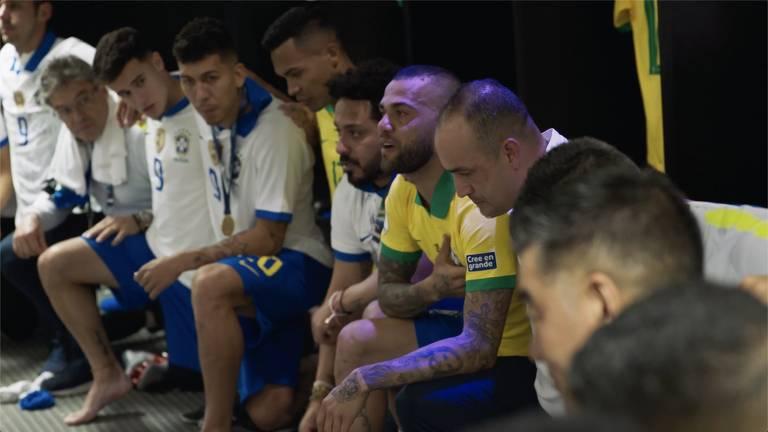 Seleção brasileira ganha série de título da Copa América