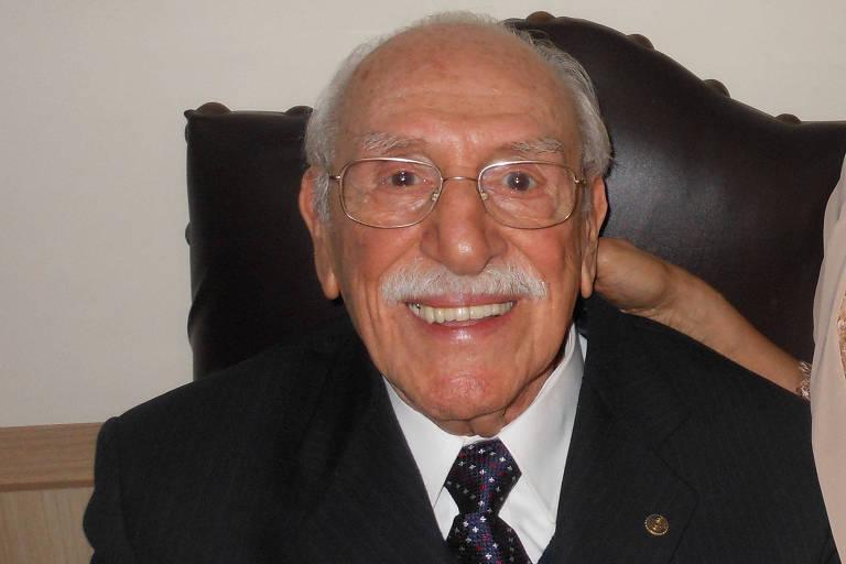 Hugo Mazzilli (1918-2020)
