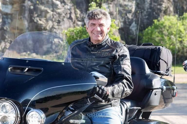Praticante de umbanda, Mário Sérgio Säge, 61 anos, morreu no mar durante oferenda a Iemanjá