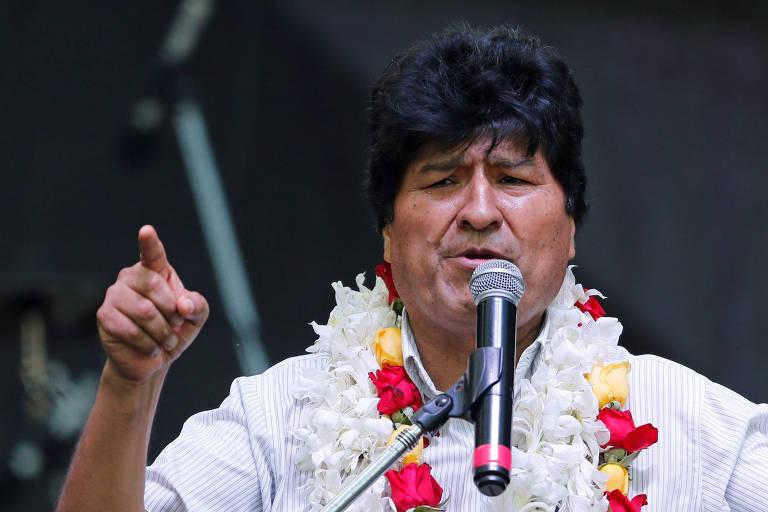 Governo da Bolívia acusa Evo de ter tido filha com adolescente de 16 anos