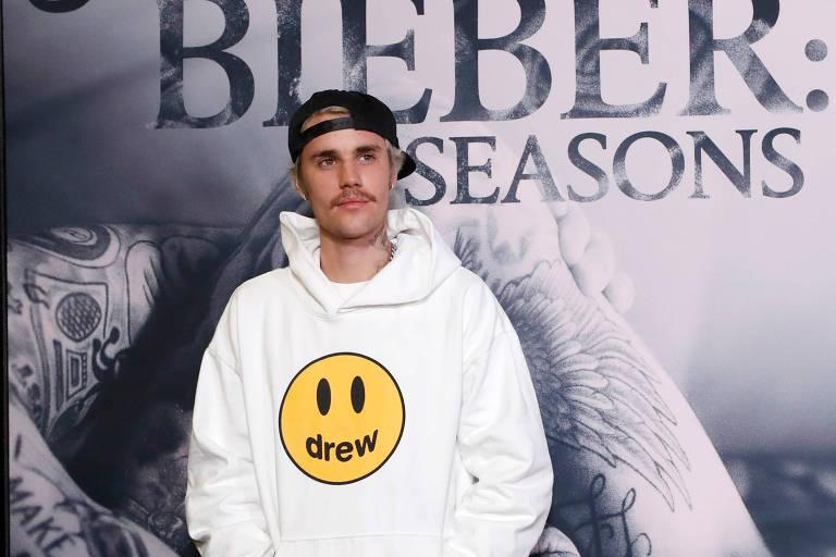 Justin Bieber revela quase morte por drogas e rotina de seguranças para checar sua pulsação