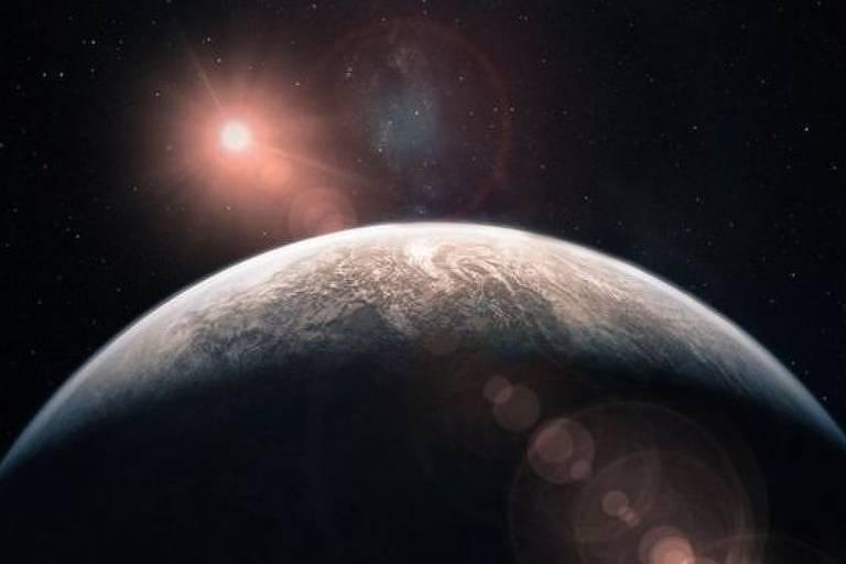 Mercúrio não costuma ser visível a partir da Terra