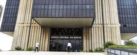 30/09/2019, Brasilia-DF,  Fachada do Edifício-Sede do Banco Central do Brasil em Brasília Foto: Marcello Casal Jr / Agência Brasil
