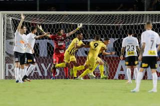 Copa Libertadores - Second qualifying round - Guarani v Corinthians