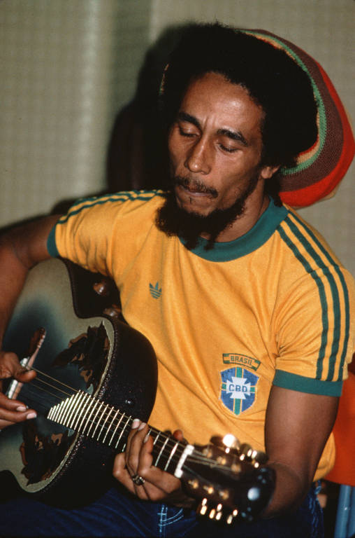 Veja imagens de Bob Marley
