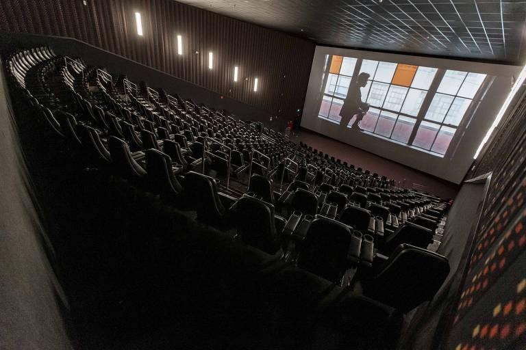 Salas de cinema de SP