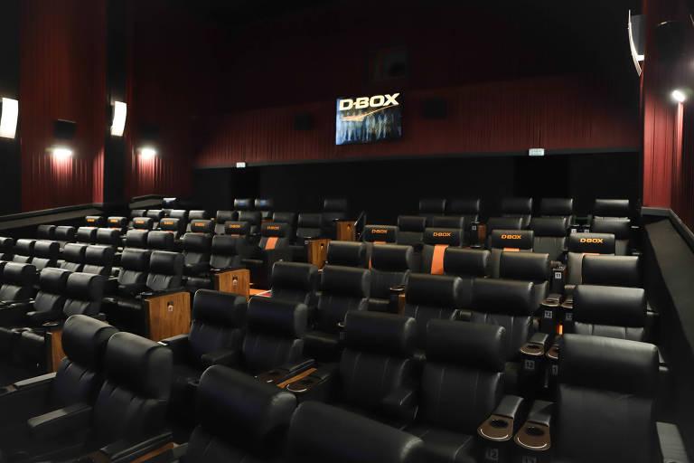 Cinemark Villa Lobos