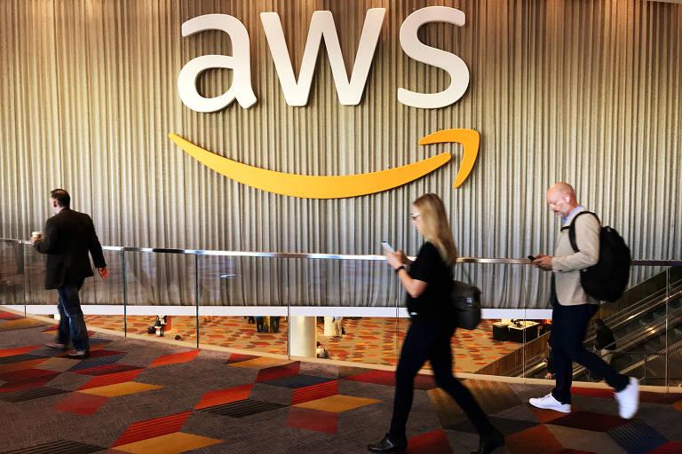 Logo da Amazon Web Services