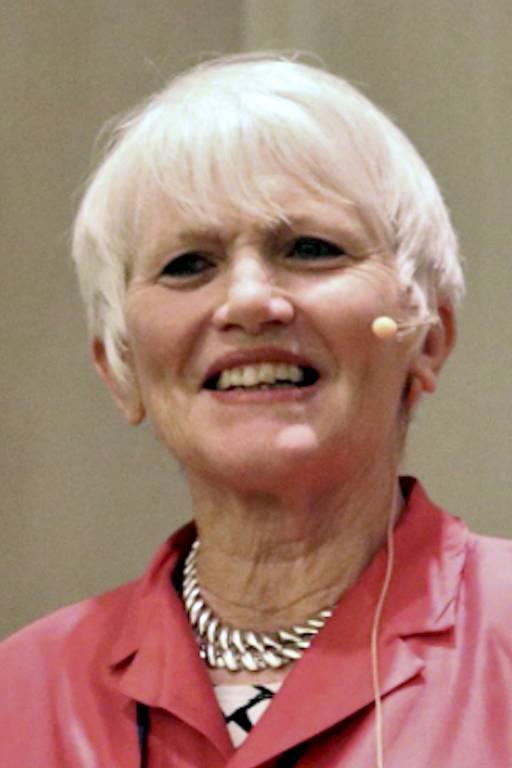 Pam Steager, pesquisadora do Laboratório de Educação Midiática na Universidade de Rhode Island