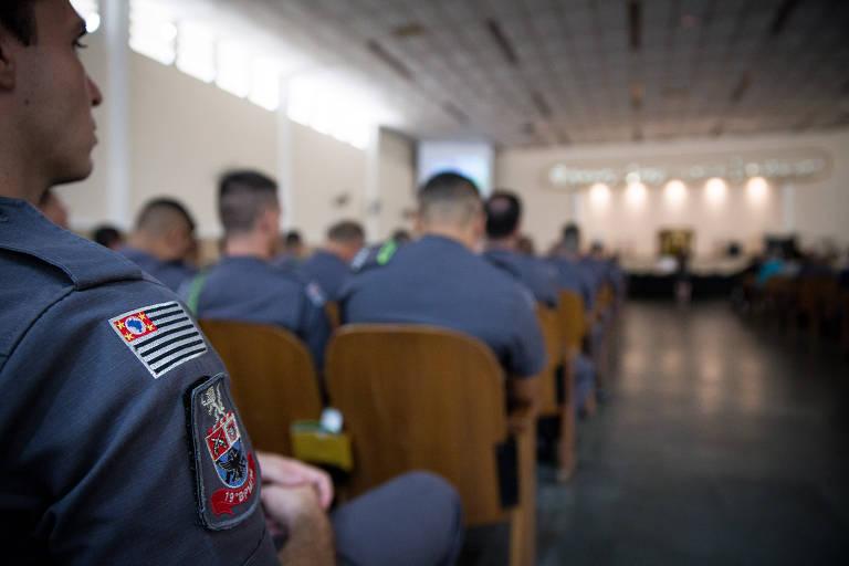 Universal nas Forças Policiais