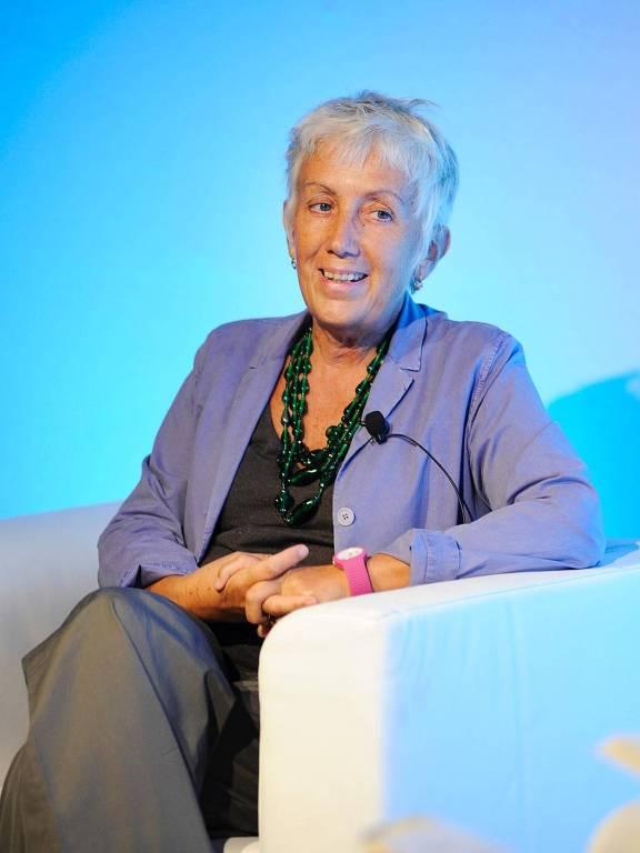 """Lucetta Scaraffia, ex-editora do suplemento feminino mensal """"Donne Chiesa Mondo"""", do jornal L'Osservatore Romano"""