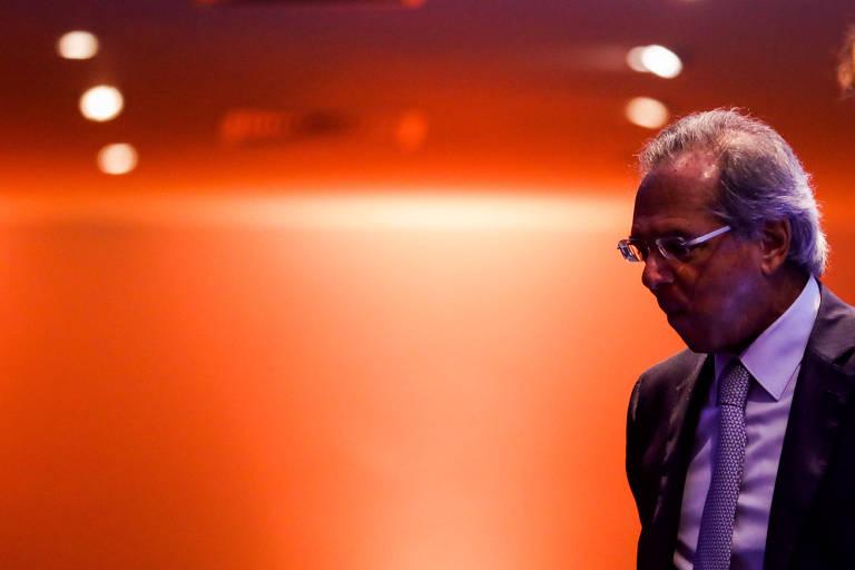 Paulo Guedes participa de debate sobre reformas econômicas em São Paulo