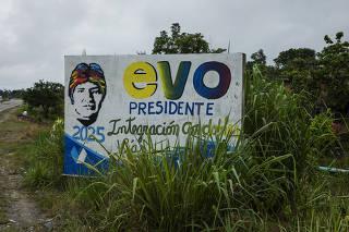 PROJETO DROGAS - BOLIVIA