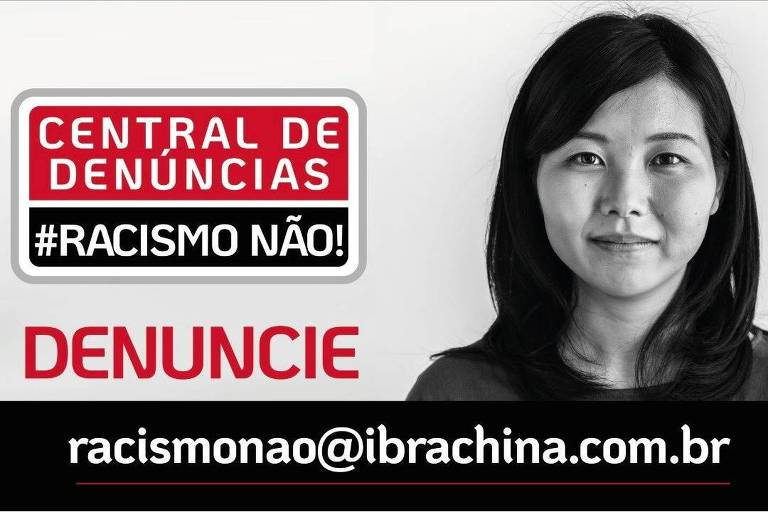 Ibrachina abriu canal de denúncias de casos de racismo por coronavírus