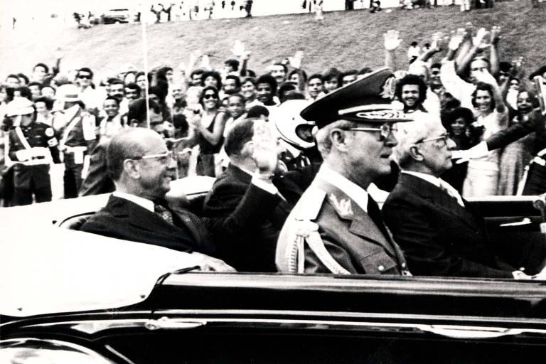 João Baptista Figueiredo, o último general-presidente da ditadura