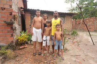 Família de Maranhão tenta ingressar no Bolsa Família