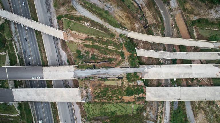 Erosão, rupturas e infiltração em obras do Rodoanel