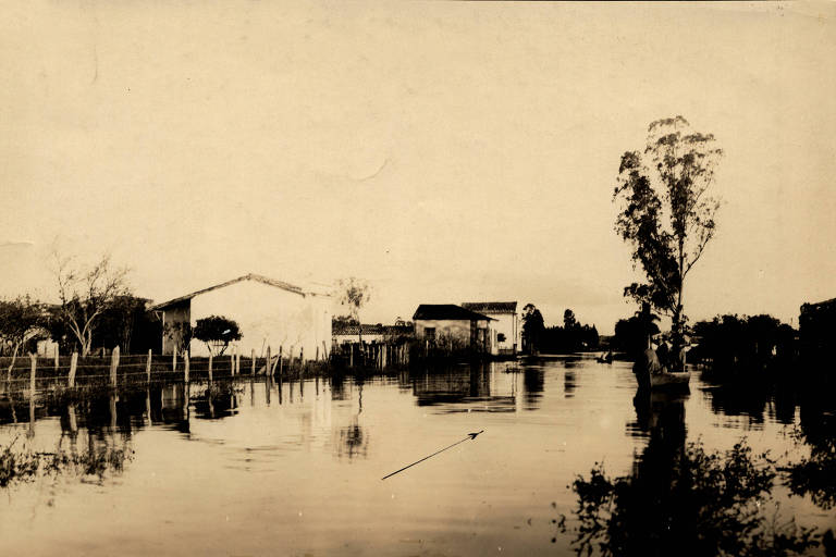 Veja enchentes históricas na cidade de São Paulo