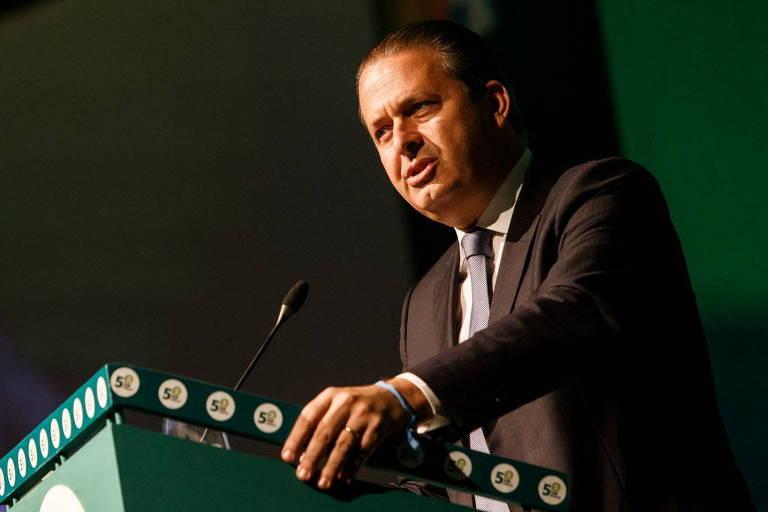 O ex-governador Eduardo Campos (PSB), que morreu em acidente aéreo