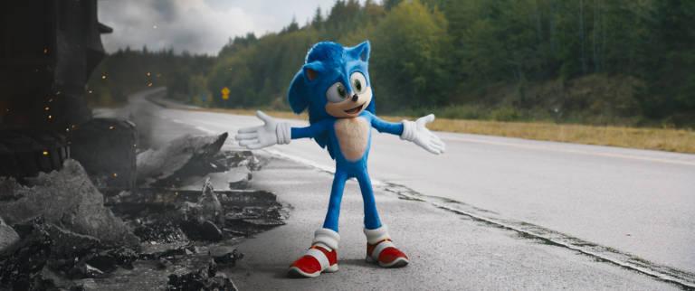 Veja cenas de 'Sonic - O Filme'