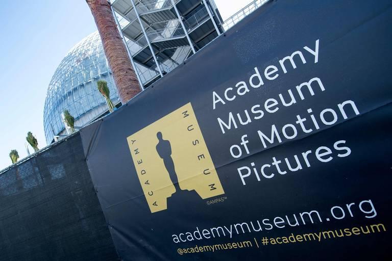 Museu do Cinema em construção