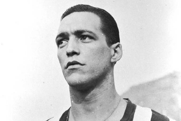 Heleno de Freitas foi ídolo do Botafogo na década de 1940