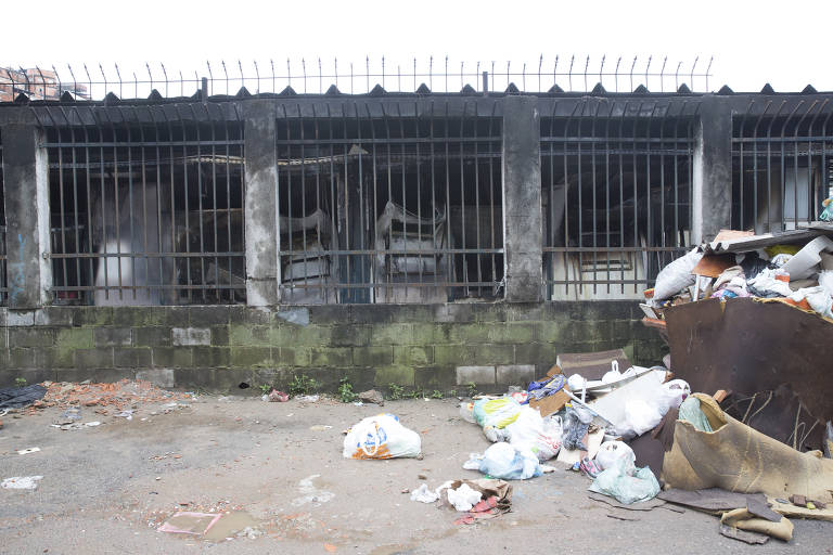 Posto de saúde na zona norte de São Paulo é interditado após pegar fogo