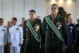 ESTADO MAIOR DO EXERCITO / BRAGA NETTO / PUJOL