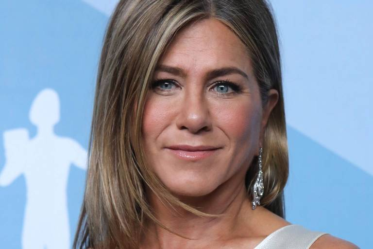 Jennifer Aniston no SAG Awards 2020