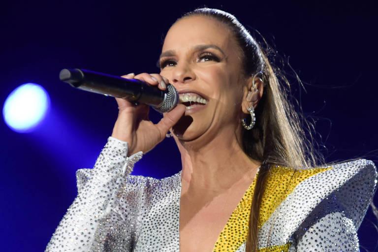 Ivete Sangalo no terceiro dia do Rock In Rio 2019