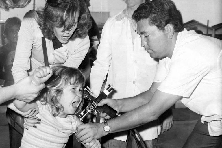 Meningite nos anos 1970