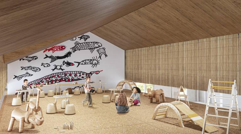 Centro cultural na Cidade Matarazzo terá programação infantil, espaço de arte contemporânea e auditório multiuso
