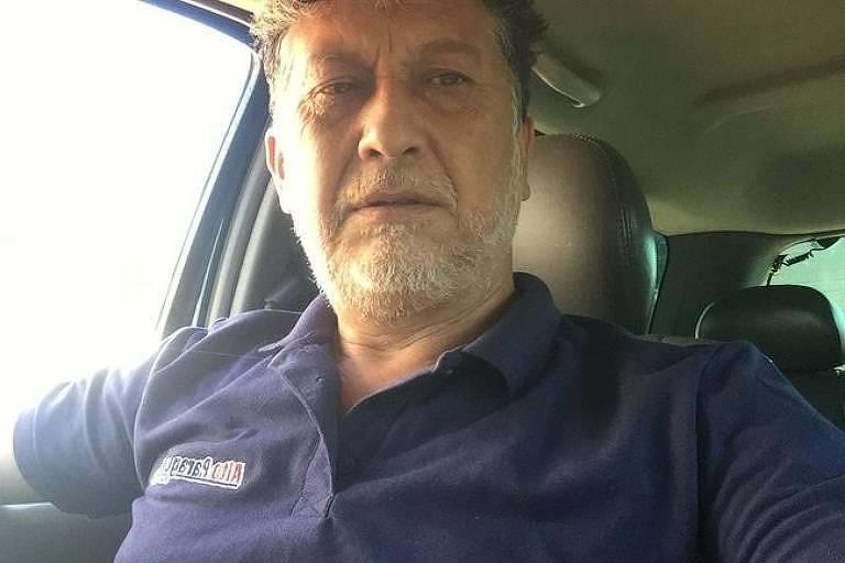 Jornalista Leo Veras, que cobria notícias sobre o crime organizado na fronteira com o Paraguai