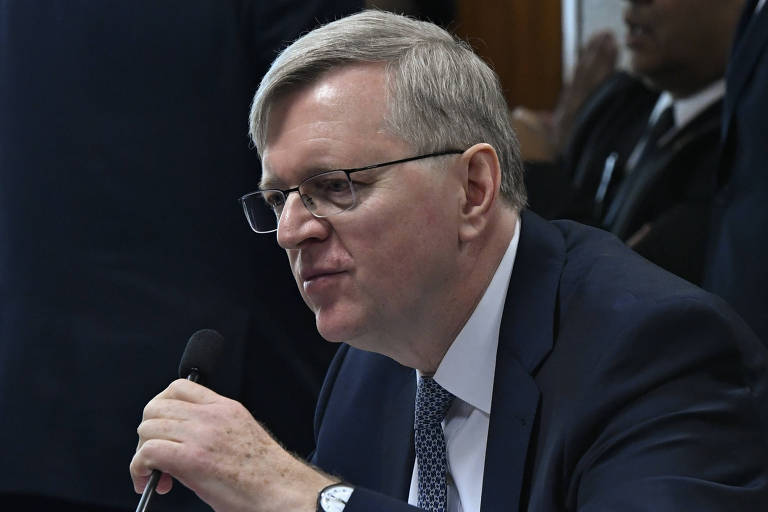 Nestor Forster, indicado ao cargo de embaixador em Washington, sabatina da Comissão de Relações Exteriores e Defesa Nacional