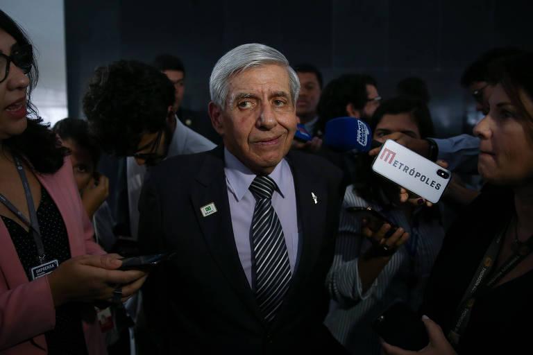 Augusto Heleno: Chefe do GSI, é general da reserva do Exército