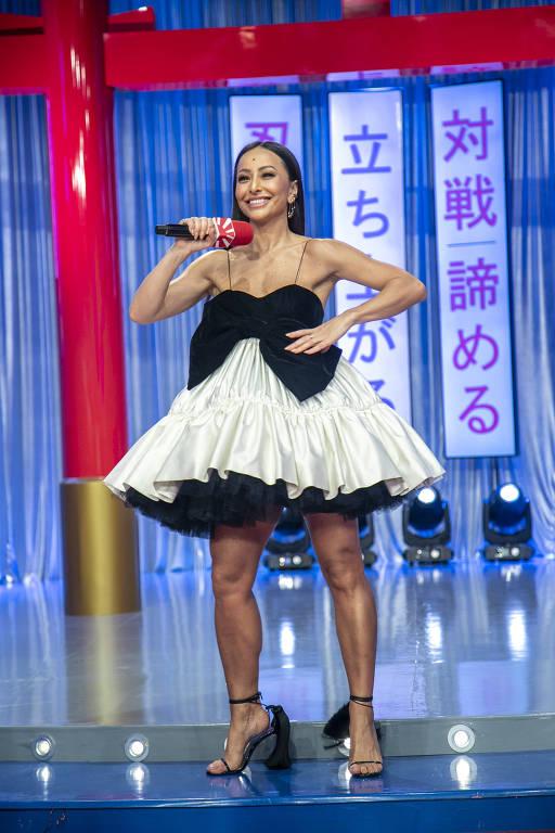 Domingo Show com Sabrina Sato