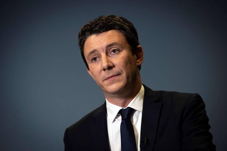 Benjamin Griveaux se retirou da disputa eleitoral de Paris após o vazamento de vídeos com conteúdo sexual