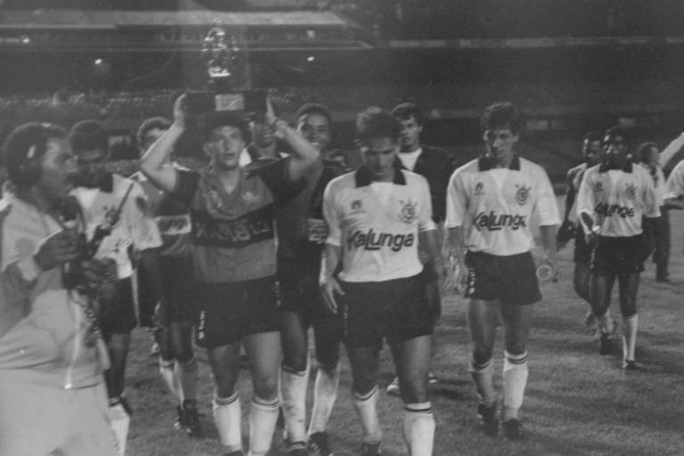 Corinthians conquistou a Supercopa de 1991 sobre o Flamengo, disputada em jogo único, no Morumbi. Clube paulista havia ganhado o Brasileiro no ano anterior, enquanto o Flamengo foi campeão da Copa do Brasil
