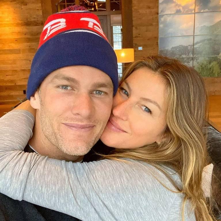 Gisele Bündchen e Tom Brady