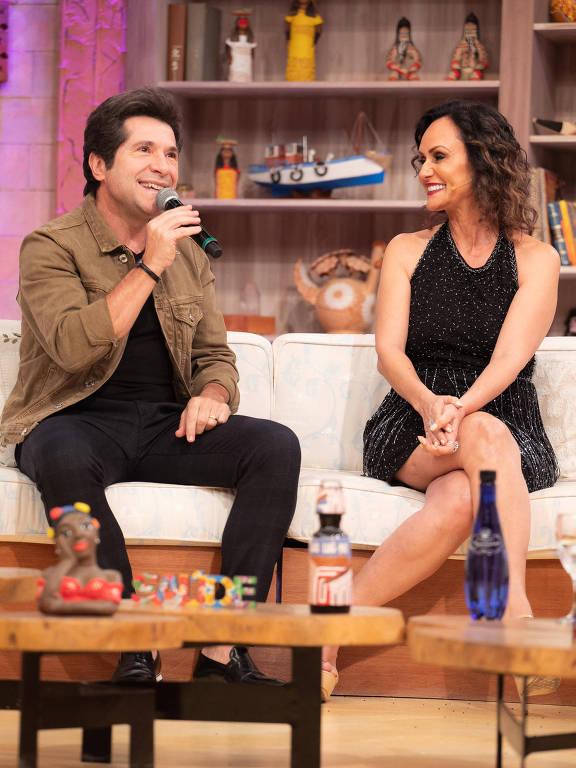 Faa Morena recebe Daniel na RedeTV!