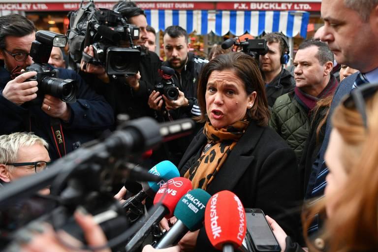 Separatismo de partido vitorioso na Irlanda pode levar a volta da violência