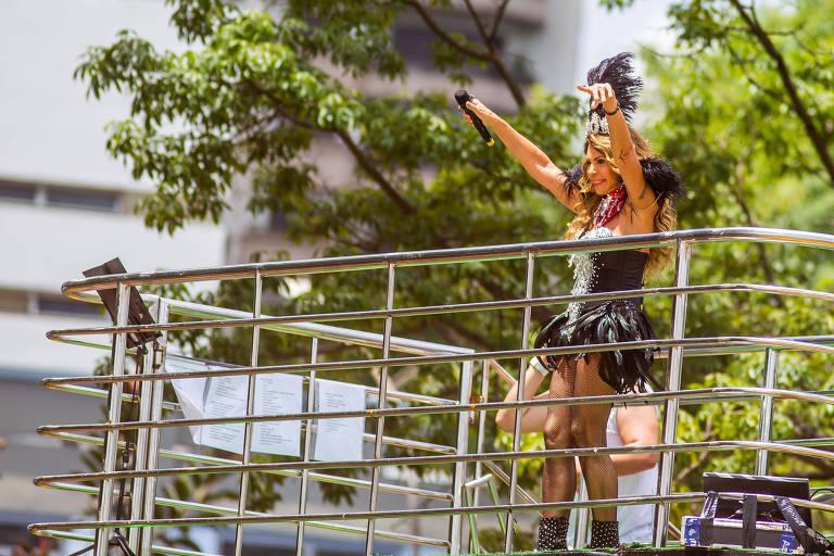 Pré-Carnaval 2020 em São Paulo