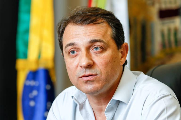 Carlos Moisés (PSL), governador de Santa Catarina