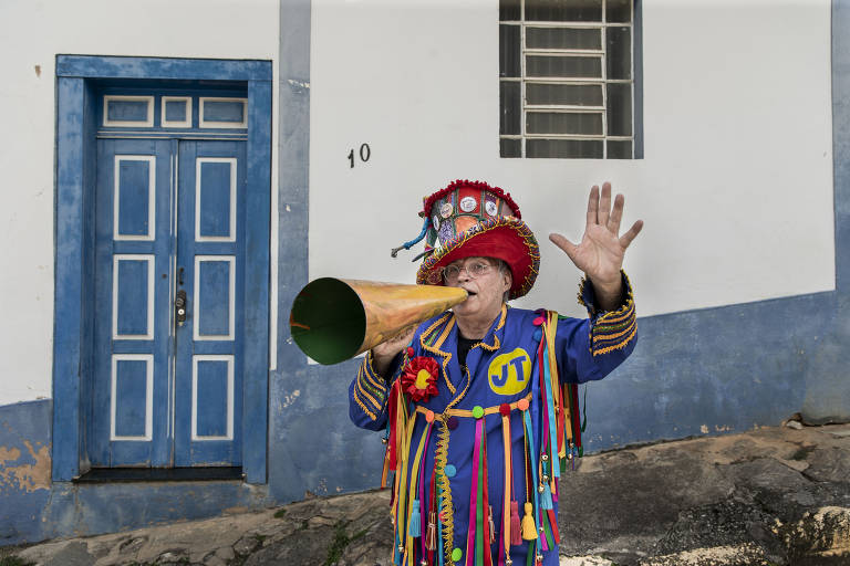 Carnaval 2020 em São Luiz do Paraitinga
