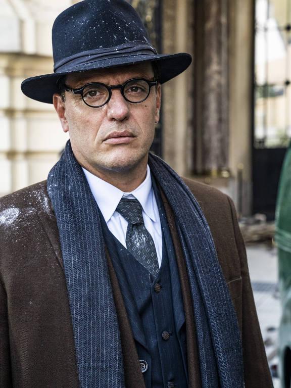 Rodrigo Lombardi em 'O Anjo de Hamburgo'