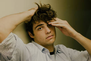 The actor Noah Centineo in New York on Sept. 5, 2018.