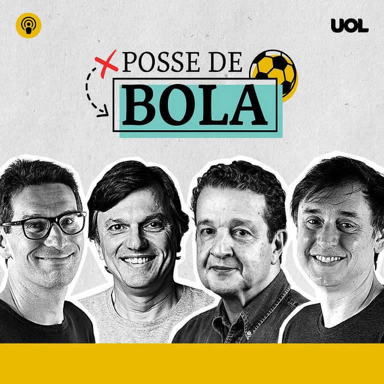 Podcast 'Posse de Bola'