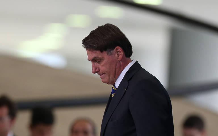 Ataques de Bolsonaro a jornalistas