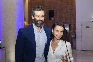 Coquetel de cerimônia que irá premiar os vencedores da 63ª edição do Prêmio APCA (Associação Paulista de Críticos de Artes)